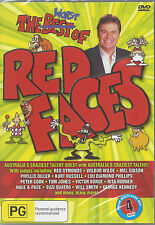 Hey Hey Saturday's Best And The Worst Of Red Faces Volumes 1-4 (Slipcase)