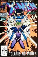 The Uncanny X-Men #250; Grading: VF+