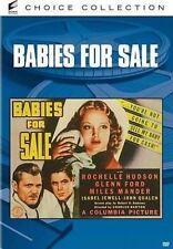 Babies for Sale DVD 1940 Georgia Caine, Rochelle Hudson, Miles Mander Glenn Ford