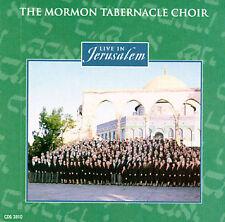 Live in Jerusalem, Mormon Tabernacle Choir, Acceptable