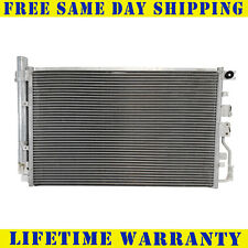 A/C Condenser For 2007-2015 GMC Terrain Chevy Equinox 4CYL V6 Fast Free Shipping