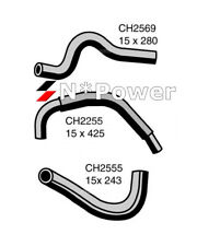 Mackay HEATER HOSE KIT for FORD COURIER PD 5/96~2/99 WL 2.5L MAZDA B2500 UF