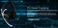 DelanClip - Head Tracking, FaceTrackNoIR, Freetrack, compatibile with TrackIR