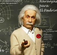 Wig Moustache Cos Old Man Albert Einstein Professor Scientist Fancy Dress HM-518