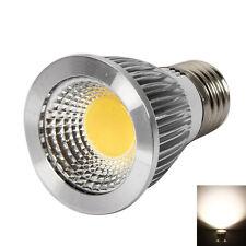 New E27 6W 85-265V Dimmable LED COB Spotlight Bulb Lamp Energy Saving Warm White