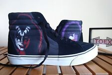 Vans sk8-hi rare 2008 THE KISS TOUR LIMITED (Slayer/Metallica/vault) syndicate