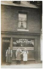 More details for sheffield rp - boot & shoe repair dept. brightside & carbrook co-op - shop front