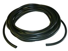 5mm BLACK flexible PVC Sleeve / Sleeving /Tubing - 5 metres