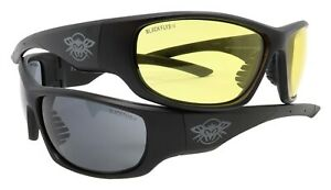 Brand new - Direct from Black Flys eyewear / Fly Defense safety glasses / Z871