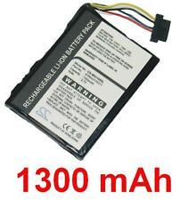 Battery 1300mAh type E3MIO2135211 For Mitac Mio 168RS
