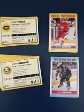 2012-13 OPC O-Pee-Chee  STICKERS Inserts**LOT U-PICK TO COMPLETE SET