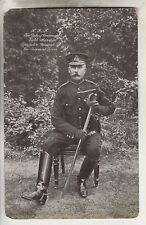 VINTAGE POSTCARD - DUKE OF CONNAUGHT - FIELD MARSHAL OF THE IMPERIAL FORCES