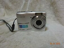 Olympus Digital Camera FE-180 Image Stabilization just camera only + case