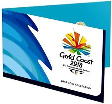 2018 Collection Commonwealth Games *EMPTY* COIN FOLDER *SANS COINS*