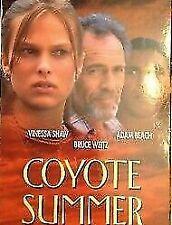 Coyote Summer DVD Vinessa Shaw Adam Beach - 1996 Family Horse Movie - RARE OOP