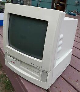 Very Rare Retro Vintage Compaq Presario 526 All In One Computer - AS-IS