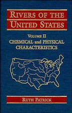 Rivers of the United States, Volume II: Chemical and Physical Characteristics