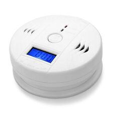 CO Carbon Monoxide Detector Alarm Sensor Kitchen Warning Home Security System