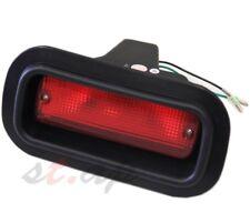 Honda Acura Jdm Style Rear Bumper Lens Fog Light Kit Red Civic Integra S2000