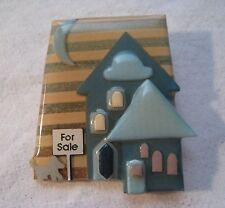 """Early """" HOUSE PINS By Lucinda """" – House """"FOR SALE"""" Pin"""