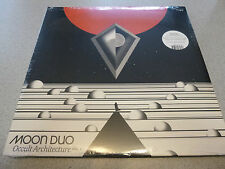 Moon Duo - Occult Architecture Vol. 1 - LP Vinyl // Neu & OVP // incl. Download