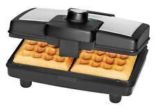 Piastra Waffle Belgi WA3606 Clatronic antiaderenti cialda belga waffel - Rotex