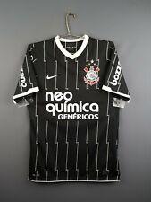 Corinthians jersey player issue medium 2011 2012 away shirt Nike ig93