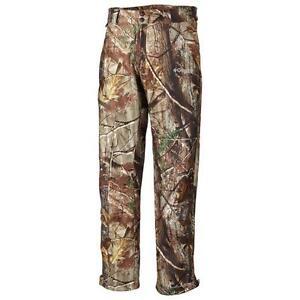 $140 COLUMBIA Men XXL Stealth Shot Lite Hunting Bib Pant Breakup Camouflage Camo