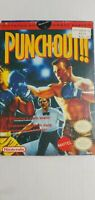 Nintendo NES Punch-Out Classic Series CIB Complete in box Very Good Tested pics