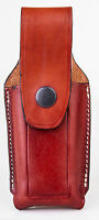 KIRO Holsters - Single Mag TB Hand Made Leather Pouch for Glock 9mm & .40 Mag