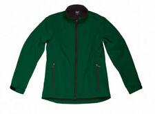 Cappotti e giacche da uomo verdi cerniera , Taglia 48