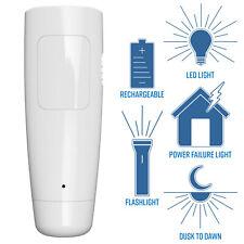Multi-Function LED Power Failure Night Light with Flashlight Emergency