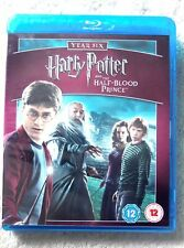 76748 Blu-ray - Harry Potter And The Half Blood Prince  2009  5000071040