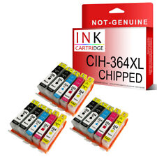 15 CYC Brand Ink Cartridges For HP 364XL Photosmart 5515 5520 6510 7510 7520