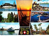 Gruss vom Bodensee ; Ansichtskarte 1973 gel.