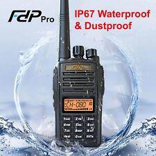 FDP Pro 80CH 5W UHF Handheld Transceiver CB IP67 Waterproof and Dustproof