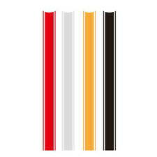 50cm Motorcycle Tank Cowl Vinyl Stripe Decal Pinstripe Sticker For Cafe Racer