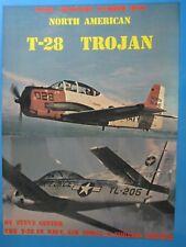 NAA T-28 Trojan Book Naval Fighters 5