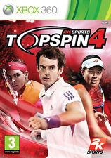 Top Spin 4 XBOX 360 * in ottime condizioni *