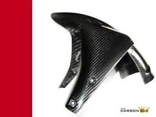 DUCATI 750 800 900 1000 SS CARBON FRONT MUDGUARD FENDER TWILL GLOSS SUPERSPORT