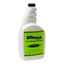 ODOREZE Yard & Concrete Odor Eliminator Spray: Makes 64 Gallons to Clean Smell