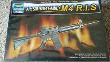 Trumpeter 1/3 Ar15/M16/M4 Family M4 R.I.S #01910 *NEW SEALED*