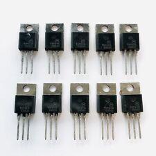 (PKG of 10) TIP31C NPN Power Transistor, 3A, 100V, Motorola, TO-220
