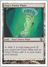 URZA'S POWER PLANT Eighth Edition MTG Land — Urza's Power-Plant Unc