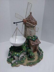 "Yankee Candle Hanging Tart Warmer Burner ""Windmill"""
