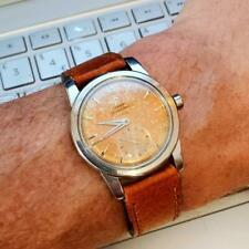 Tropical Dial 1954 OMEGA Seamaster 2576-8 Auto Bumper Cal.344 Gents Watch