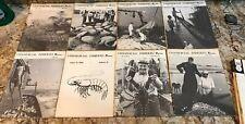 Commercial Fishing Magazine Lot 1968-1972 14 Magazines