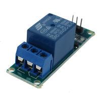 5V Activo Bajo 1 Canal Rele Placal Modulo por Arduino PIC AVR MCU DSP ARM AzE8O4