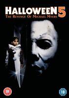 Nuevo Halloween 5 Revenge Of Michael Myers DVD Región 2