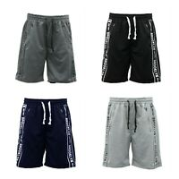 NEW Men's Gym Sports Jogging Casual Basketball Shorts w Drawstring Zip Pockets